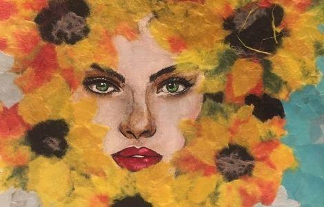 """Here Comes the Sun"" by Veronica Ravichandran"